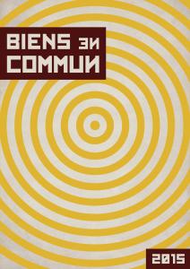 2015 Bien en Commun